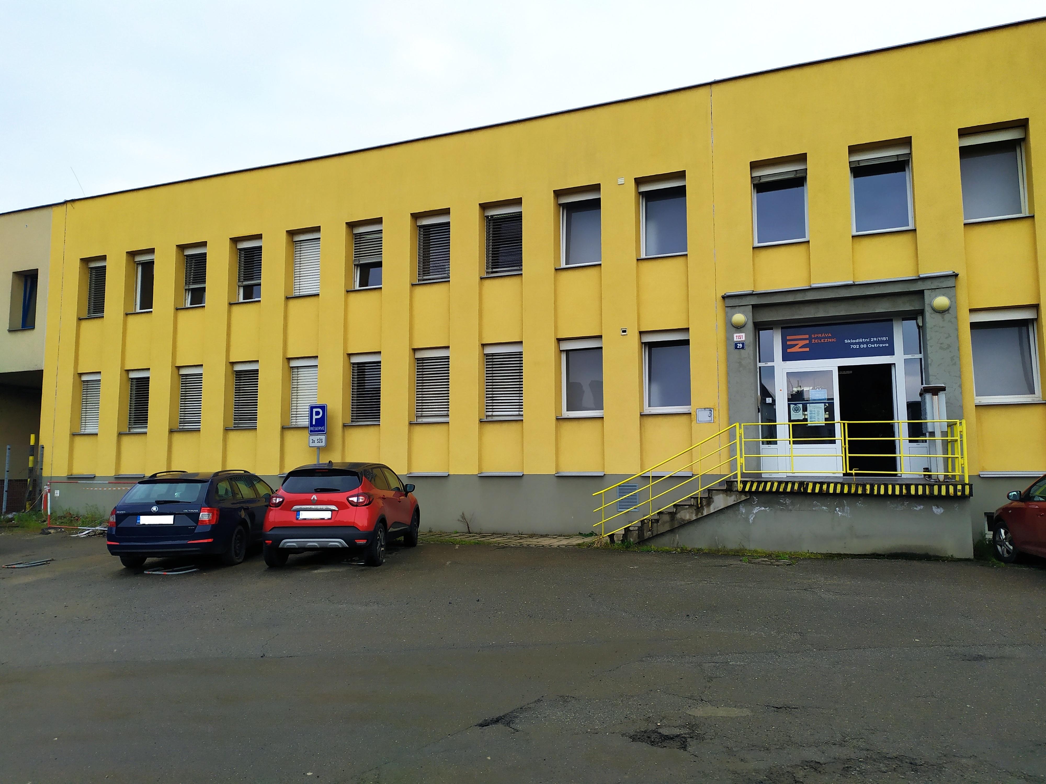 Pracoviště Ostrava