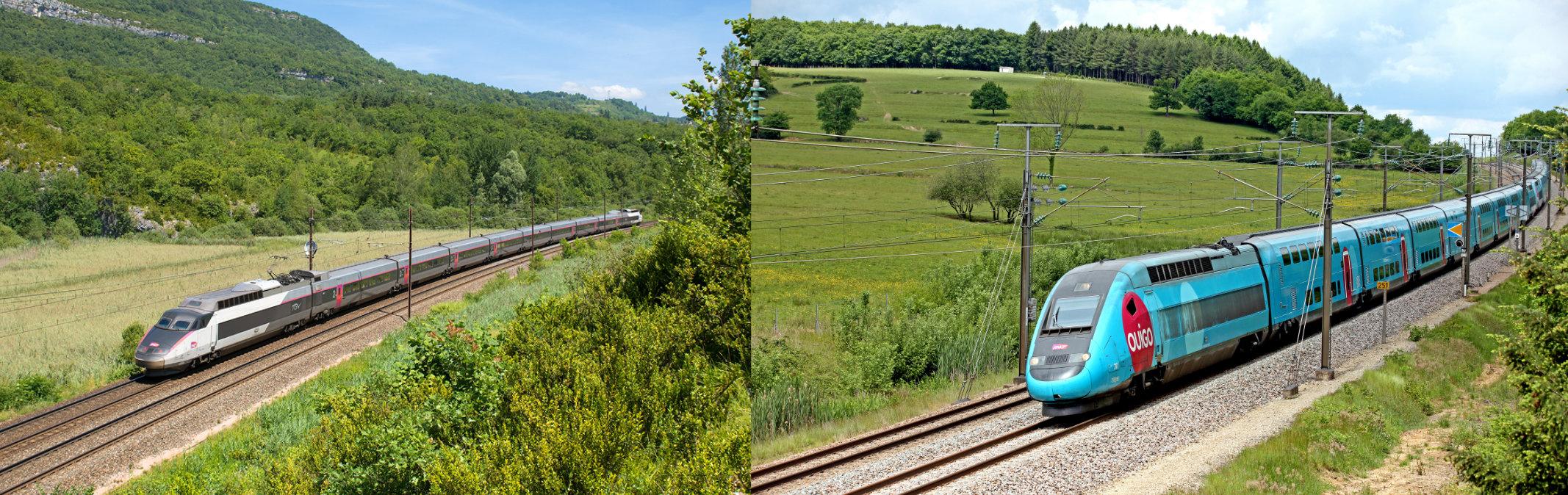 obrázek: TGV Réseau/TGV Euroduplex